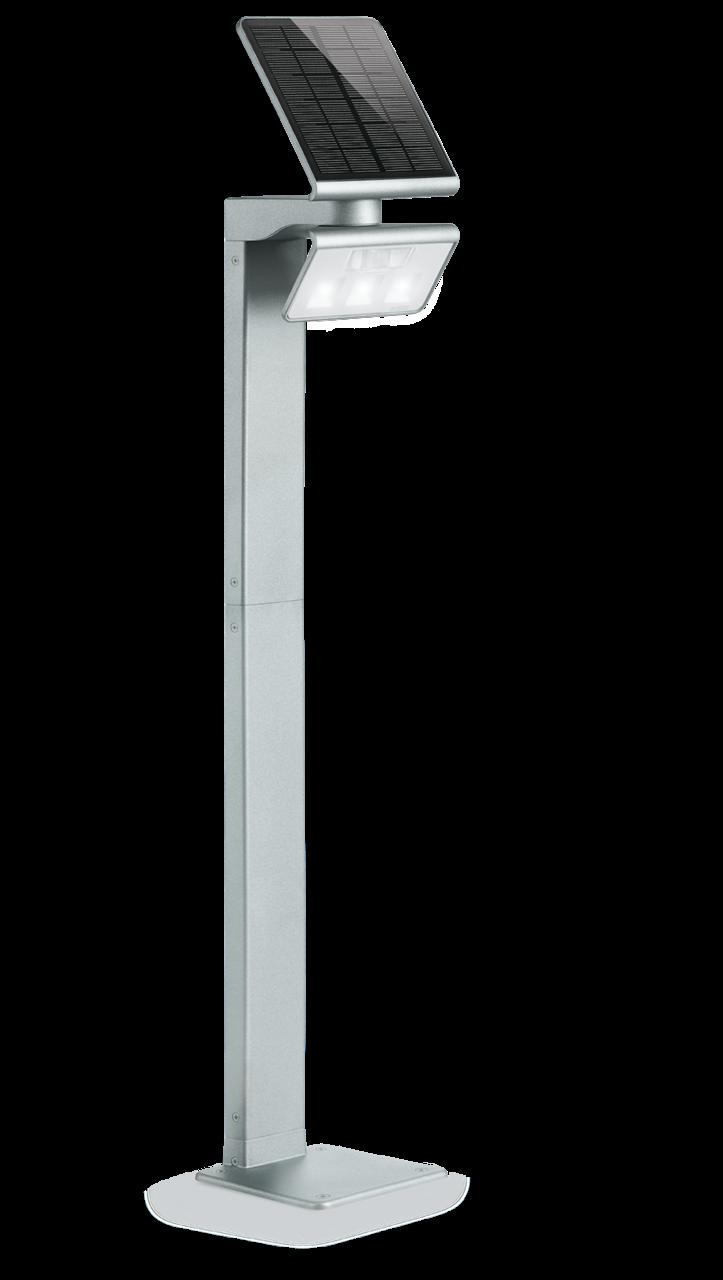 светодиодный садовый фонарь схема